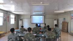 中國第19批赴黎維和工兵分隊完成崗前培訓