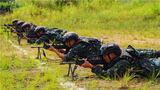机枪实弹射击训练