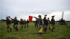 陆军第75集团军某旅:火力全开 锤炼防空兵实战能力
