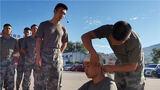 战伤救护训练
