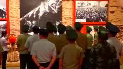 河南林州:用紅旗渠精神堅定官兵理想信念
