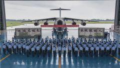 换羽高飞再出征!西部战区空军航空兵某团举行士兵退役仪式