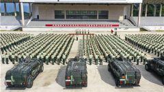 转身亦是出征!武警福建总队机动支队举行2020年度夏秋季士兵退役仪式