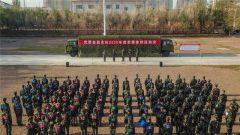 龙争虎斗激战酣!武警金昌支队举办军事体育运动会