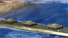 """国际军事比赛-2020 """"开阔水域""""项目:中方参赛队获得两个单项第一"""