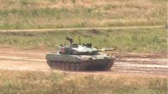 """【国际军事比赛-2020】""""坦克两项""""将于今天进行决赛"""