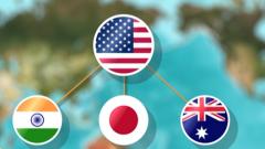 """美国要在亚太搞""""四方安全对话+""""? 专家:通过鼓噪盟友维持其存在"""
