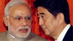 """为配合美国""""印太战略"""" 日印关系向""""准同盟""""又进一步?"""