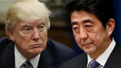 安倍突然辞职后就与美总统通电话 日本会同意部署中导吗?
