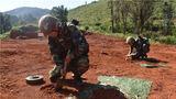 在要道埋设地雷