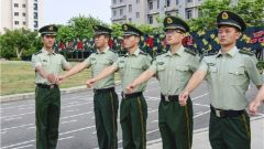 再淬一把火!武警福建总队机动支队组织毕业学员岗前集训