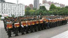 河南漯河:召陵區人武部精準保障新兵被裝發放