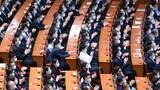 9月8日上午,全國抗擊新冠肺炎疫情表彰大會在北京人民大會堂隆重舉行。 新華社記者 張領 攝