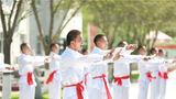 传统武术队