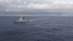 海軍第36批護航編隊組織特戰隊員實戰化訓練
