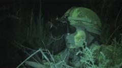 【直击演训场】立体多维 侦察分队全要素演练突出实战