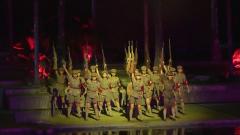大型實景劇《紅色娘子軍》傾情演繹瓊崖精神