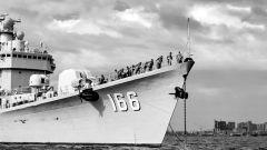 不說再見只道晚安!海軍珠海艦、海軍湛江艦光榮退役