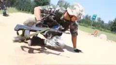 【直击演训场】对接实战 练兵比武既考基础又考专业