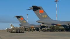 """【第一军视】""""高加索-2020"""",中国参演部队来了!"""