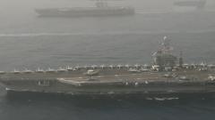 美媒为何如此关注解放军双航母训练? 专家:放大威胁 谋取利益