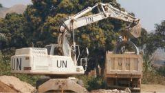 中国第23批赴刚果(金)维和工兵分队完成最后一项工程任务