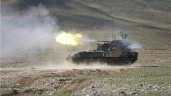 开火!西藏军区某旅开展实兵实弹防空演练