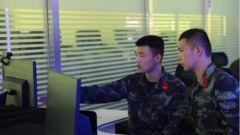 武警山东总队济南支队:以信息力提升战斗力 为生命线加装数据链