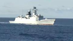 【直击演训场】舰艇全要素训练 检验体系作战能力