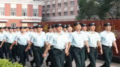 海軍千余名現役干部轉改文職人員