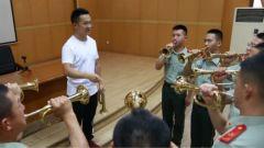 号声嘹亮!武警部队首届司号员培训在杭州吹响集结号