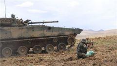 高海拔 近实战 砺精兵!西藏军区某合成旅开展立体夺控演练