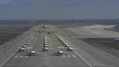 美軍150架五代機將集結北極地區