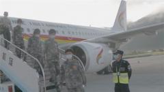 陸空一體 2020年進藏新兵運輸任務啟動