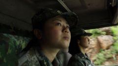 路況險難 失誤不斷 汽車女兵調整心態扭轉不利局面