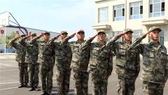 遼寧臺安縣人武部開展預征青年役前教育訓練