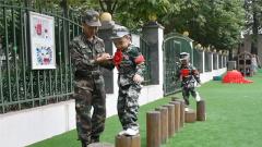 各地開展多種形式國防教育日活動