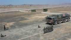 幾十噸重炮車從身體上方開過  解放軍戰場心理訓練驚心動魄