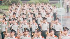 武警部队首届司号员培训在杭州举行
