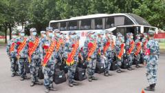 中部戰區空軍航空兵某部:新戰友入營啦 這些舉措嚴格又暖心!