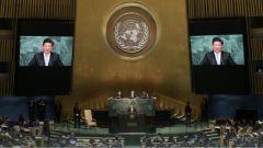 """3個鏡頭,重溫5年前習主席的""""聯合國時間"""""""