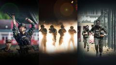 【軍視界】聞令而動!來看特戰隊員實戰化演練現場