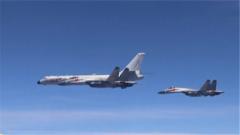 """解放軍飛行員霸氣回應""""沒有'海峽中線'"""" 蘇曉暉:說的是事實"""
