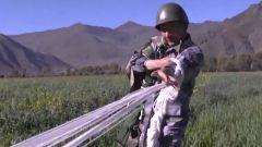 太難了!首次挑戰高原非攜氧跳傘 老兵剛落地就受了傷