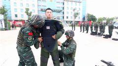 武警安徽總隊:聚焦打贏 全面鍛造保障尖兵