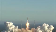 """【2020年中國航天大會】我國年底將擇機執行""""嫦娥五號""""返回任務"""