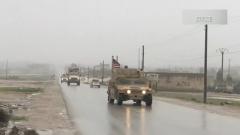 美國向敘利亞增加軍事部署