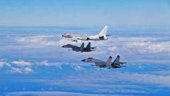 利剑出鞘 战神出击 空军发布轰-6K宣传片
