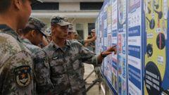 陆军第75集团军某合成旅:树立网络安全知识 筑牢网络安全防线
