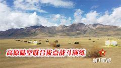 【第一军视】精准打击 场面震撼!西藏军区高原陆空联合拔点战斗演练